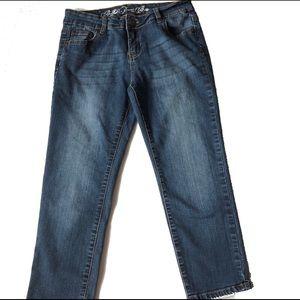 Buffalo David Bitton cropped jeans Capri